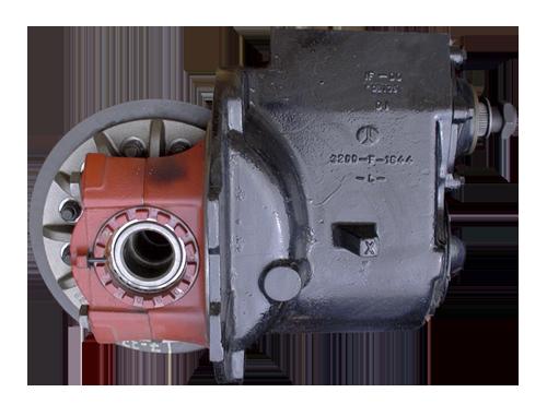 Eaton Differential Rebuilding and Repair Parts.