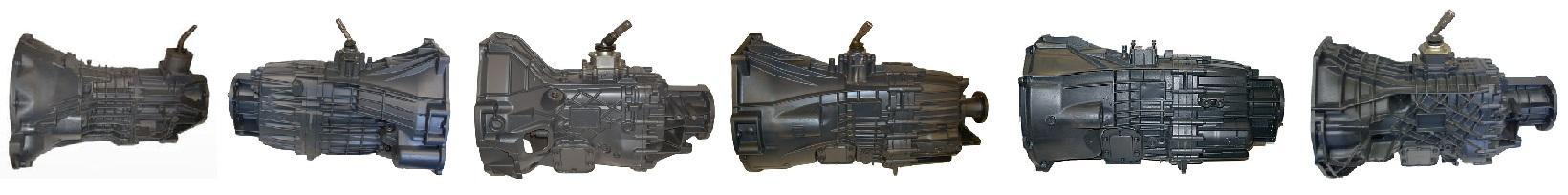 Rebuilt ZF Transmission