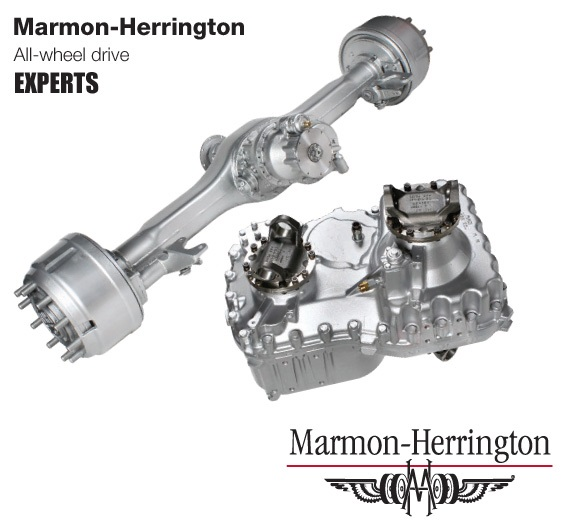 Marmon Herrington Parts